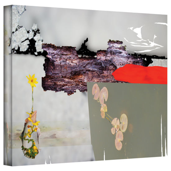 Brushstone Shirley You Jest Gallery Wrapped CanvasWall Art