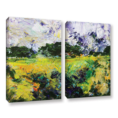 Brushstone Salisbury 2-pc. Gallery Wrapped CanvasWall Art