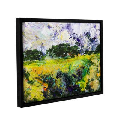 Brushstone Salisbury Gallery Wrapped Floater-Framed Canvas Wall Art