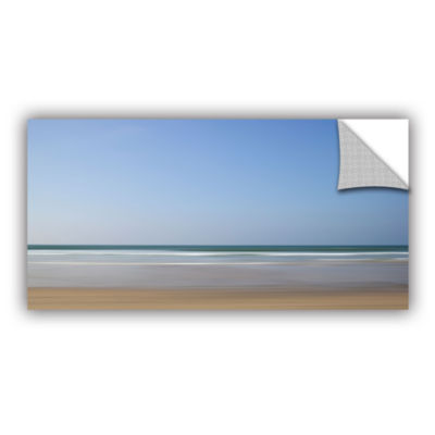 Brushstone Shore Lines 8 Removable Wall Decal