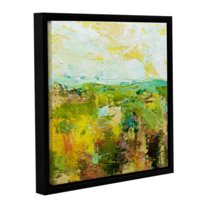 Brushstone Sheffield Gallery Wrapped Floater-Framed Canvas Wall Art