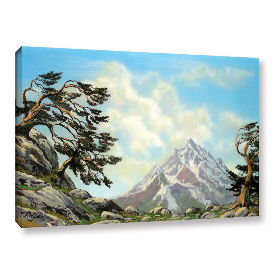 Brushstone Sierra Warriors Gallery Wrapped CanvasWall Art