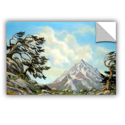 Brushstone Sierra Warriors Removable Wall Decal