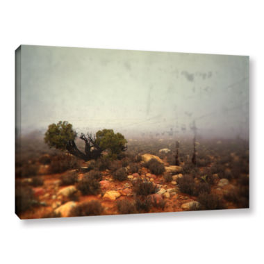 Brushstone Silent Gallery Wrapped Canvas Wall Art