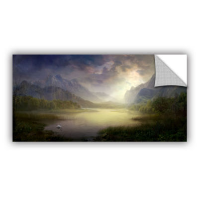 Brushstone Silent Morning Removable Wall Decal