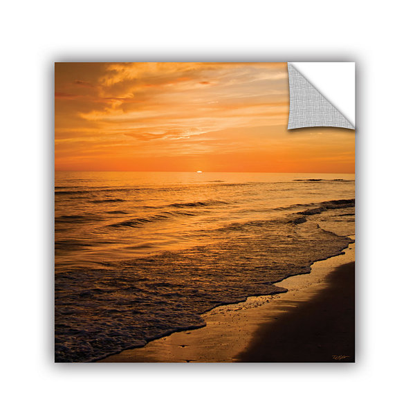 Brushstone Serene Sunset Removable Wall Decal