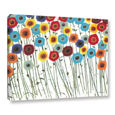Brushstone Simply Gorgeous Gallery Wrapped CanvasWall Art