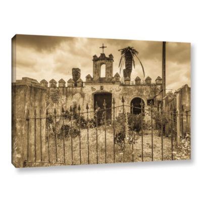 Brushstone Senora Santa Ana Chapel Gallery WrappedCanvas Wall Art