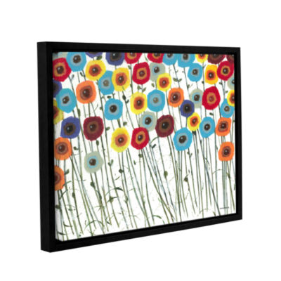 Brushstone Simply Gorgeous Gallery Wrapped Floater-Framed Canvas Wall Art