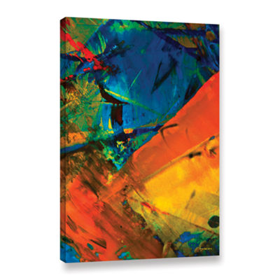 Brushstone Sailing Gallery Wrapped Canvas Wall Art