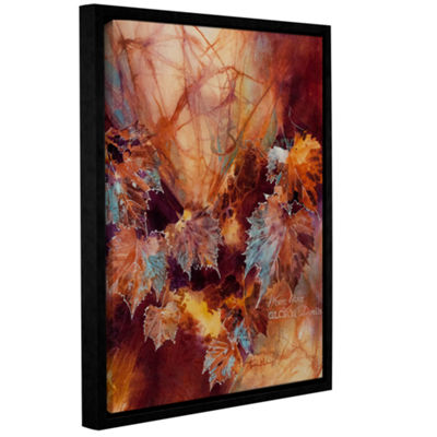 Brushstone Sanctuary Gallery Wrapped Floater-Framed Canvas Wall Art