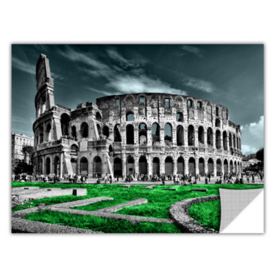 Brushstone Rome Removable Wall Decal