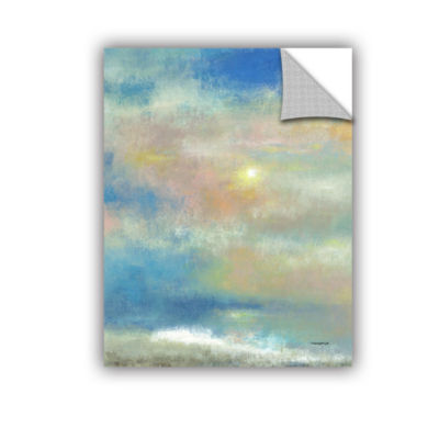 Brushstone Sky 1 Removable Wall Decal