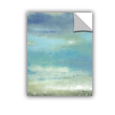 Brushstone Sky 2 Removable Wall Decal