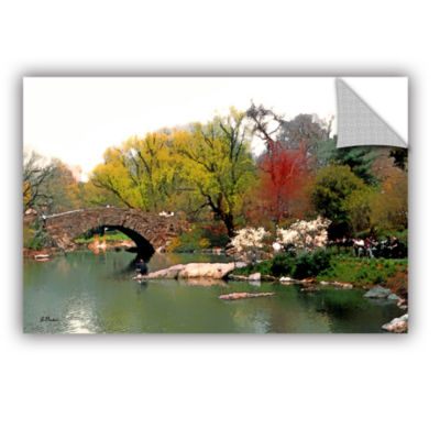 Brushstone Saturday Central Park Removable Wall Decal
