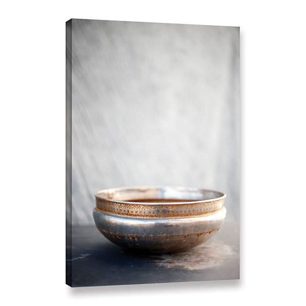 Brushstone Sacred Element Gallery Wrapped Canvas Wall Art