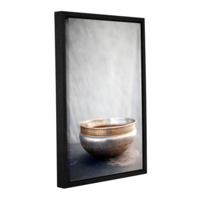 Brushstone Sacred Element Gallery Wrapped Floater-Framed Canvas Wall Art
