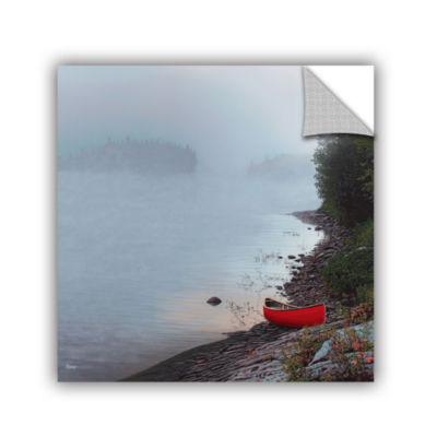Brushstone Smoke On The Water Removable Wall Decal