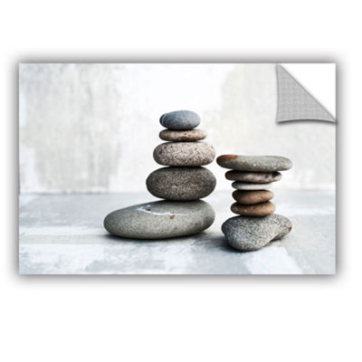 Brushstone Sea Stones Removable Wall Decal