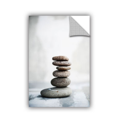 Brushstone Sea Stones 2 Removable Wall Decal
