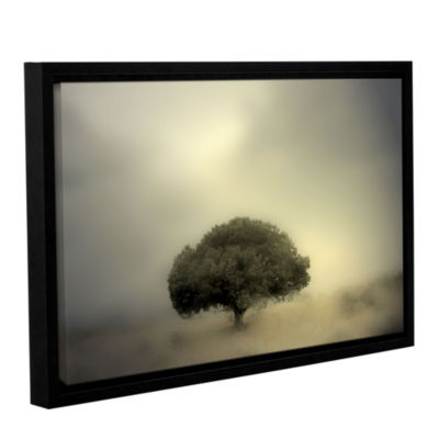 Brushstone Room To Grow Gallery Wrapped Floater-Framed Canvas Wall Art