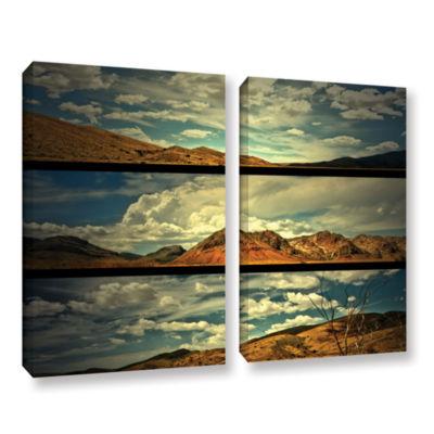 Brushstone Saving Skys 2-pc. Gallery Wrapped Canvas Wall Art