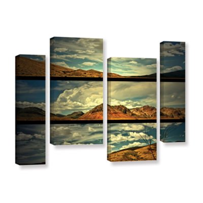 Brushstone Saving Skys 4-pc. Gallery Wrapped Staggered Canvas Wall Art