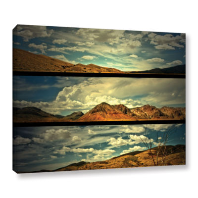 Brushstone Saving Skys Gallery Wrapped Canvas WallArt