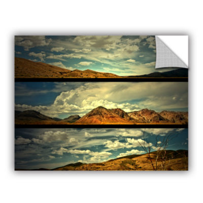 Brushstone Saving Skys Removable Wall Decal