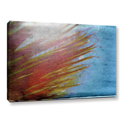Brushstone Secondary Sun Gallery Wrapped Canvas Wall Art