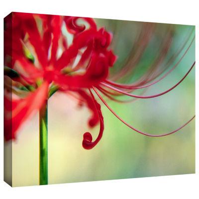 Brushstone Soft Spring Gallery Wrapped Canvas WallArt