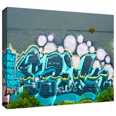 Brushstone Serge Mars Gallery Wrapped Canvas WallArt