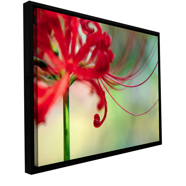 Brushstone Soft Spring Gallery Wrapped Floater-Framed Canvas Wall Art