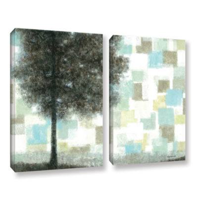 Brushstone Solidarity 2-pc. Gallery Wrapped CanvasWall Art