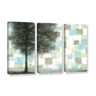 Brushstone Solidarity 3-pc. Gallery Wrapped CanvasWall Art