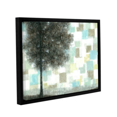 Brushstone Solidarity Gallery Wrapped Floater-Framed Canvas Wall Art