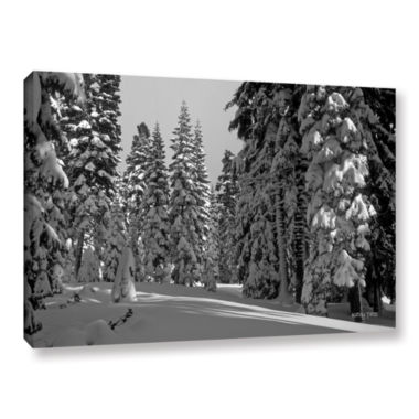 Brushstone Solitude Gallery Wrapped Canvas Wall Art