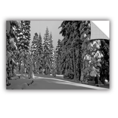 Brushstone Solitude Removable Wall Decal