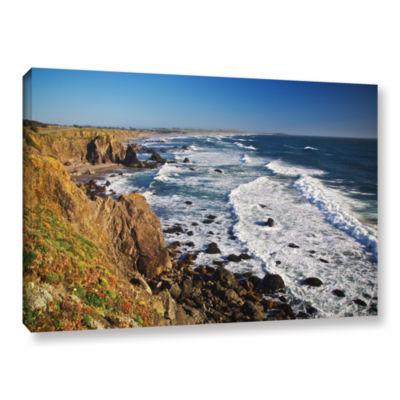Brushstone Sonoma Coast Gallery Wrapped Canvas Wall Art