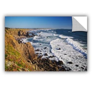 Brushstone Sonoma Coast Removable Wall Decal