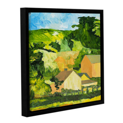Brushstone Sonoma Home Gallery Wrapped Floater-Framed Canvas Wall Art