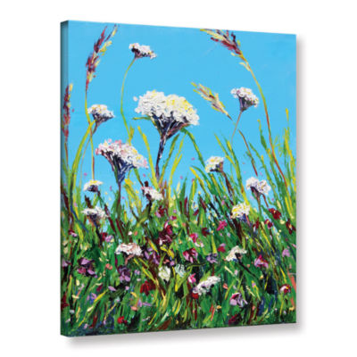 Brushstone Sanctuary (015) Gallery Wrapped CanvasWall Art