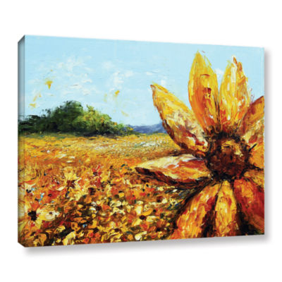 Brushstone Seeing The Sun Gallery Wrapped Canvas Wall Art