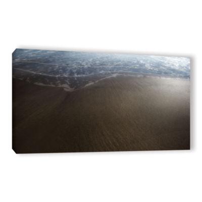 Brushstone Serene Sea Gallery Wrapped Canvas WallArt