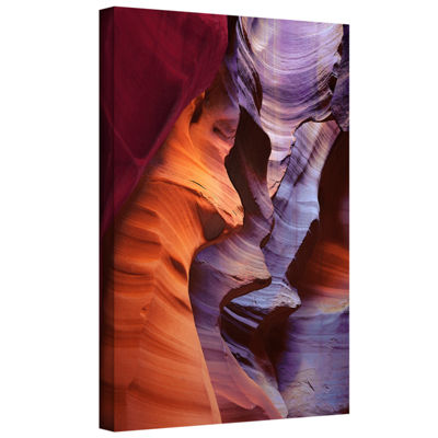 Brushstone Sacred Canyon Gallery Wrapped Canvas Wall Art