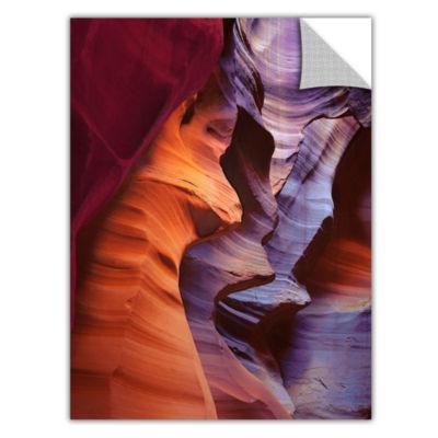 Brushstone Sacred Canyon Removable Wall Decal
