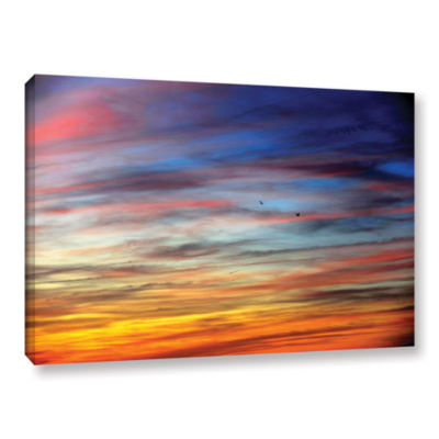 Brushstone Spacious Skies Gallery Wrapped Canvas Wall Art