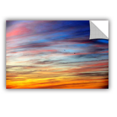 Brushstone Spacious Skies Removable Wall Decal