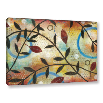 Brushstone Seasons Change Gallery Wrapped Canvas Wall Art