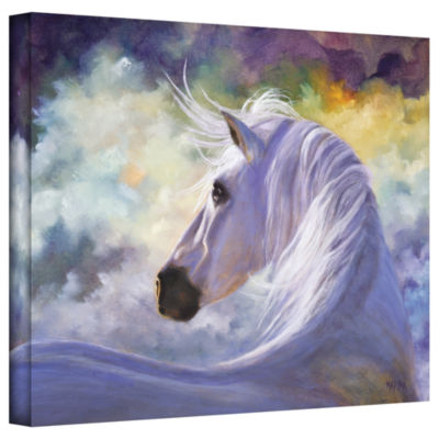 Brushstone Spirit Gallery Wrapped Canvas Wall Art
